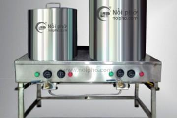 Thiết kế độc đáo làm tăng khả năng giữ nhiệt cho nồi nấu phở điện