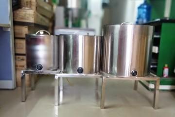 Tiết kiệm một nửa điện năng tiêu thụ khi dùng nồi nấu phở Bếp 36