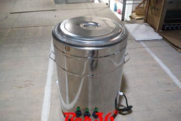 Nồi nấu phở 30 lít trong bộ nồi phở tiêu chuẩn Bếp 36