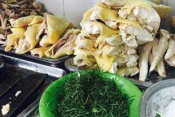 Hướng dẫn nấu phở gà dùng cho 50 người ăn