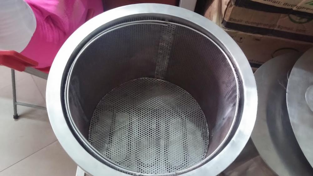 Giỏ đựng xương cao cấp của nồi nấu phở công nghiệp