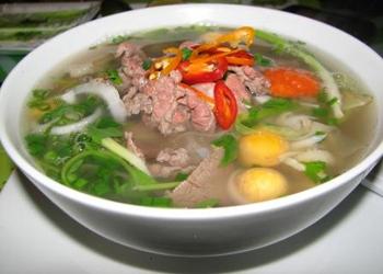 Quán phở ngon Hà Nội