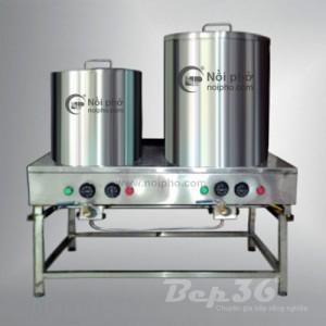 Thiết kế độc đáo làm tăng khả năng giữ nhiệt của chiếc nồi nấu phở bằng điện