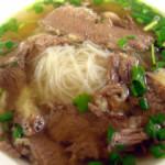 Phở bò Nam Định sử dụng nồi nấu phở công nghiệp