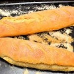Cách làm bánh mì que nước pháp bằng lò nướng