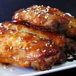 Làm cánh gà nướng sốt teriyaky cực ngon bằng lò nướng bánh mì