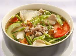 Canh hẹ