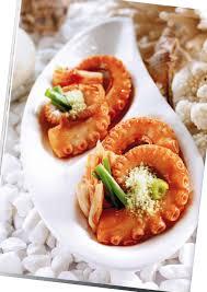 Mực nướng Wasabi