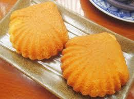 Bánh hình sò Madelein