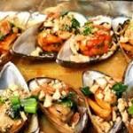 Cách làm món hải sản nướng đá