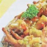 Thay đổi thực đơn ngày lạnh với món chân gà nướng sốt sấu