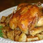 Bí quyết làm món gà nướng tẩm gia vị ngon như ngoài tiệm