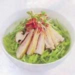 Làm mới khẩu vị với canh cóc xanh hầm vịt bằng nồi nấu phở