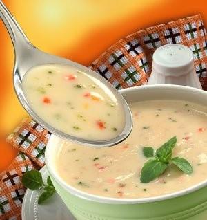 Súp sữa chua lạnh