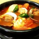 Canh ngao kim chi hấp dẫn hơn với nồi nấu phở