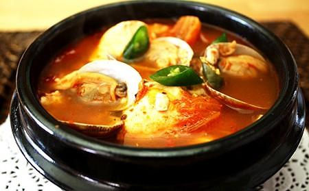 Canh ngao kim chi