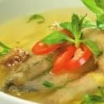 Đổi vị với món cá bống nấu chua bằng nồi nấu phở