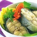 Bí quyết làm món cá thu Nhật nấu ngót bằng nồi nấu phở