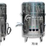 Sử dụng nồi nấu phở có giúp nước dùng trong hơn không?