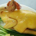 Luộc gà nhanh chóng bằng nồi nấu phở