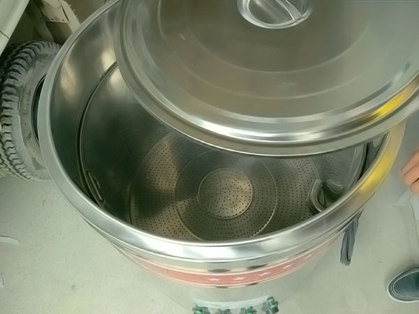 Nắp nồi nấu phở 160 lít
