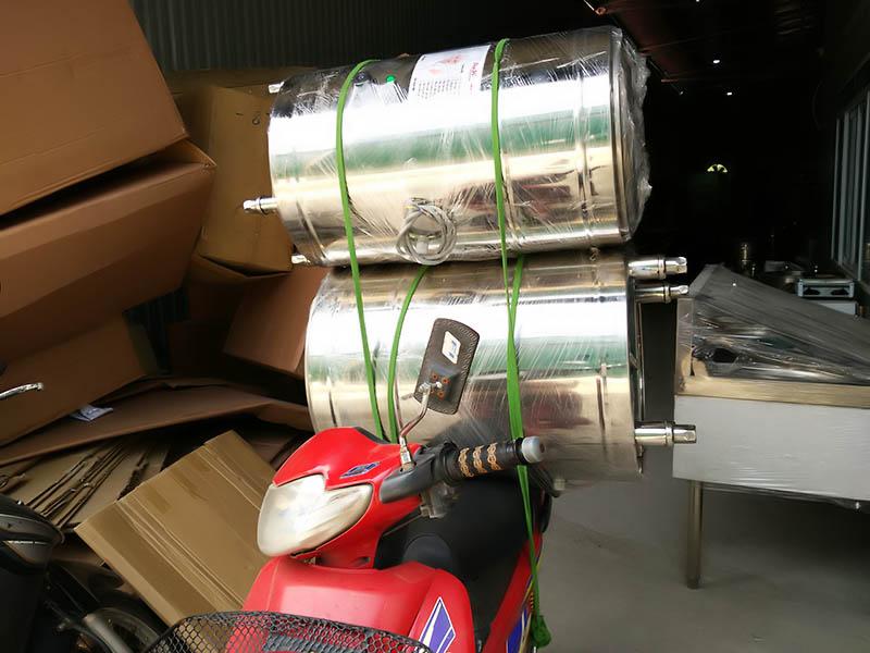 Nồi nấu phở Bếp 36 siêu bền, siêu tiết kiệm điện