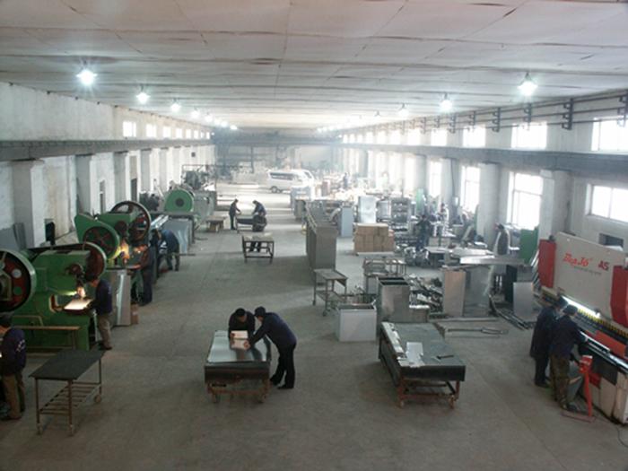 Nhà máy sản xuất nồi nấu phở Bếp 36