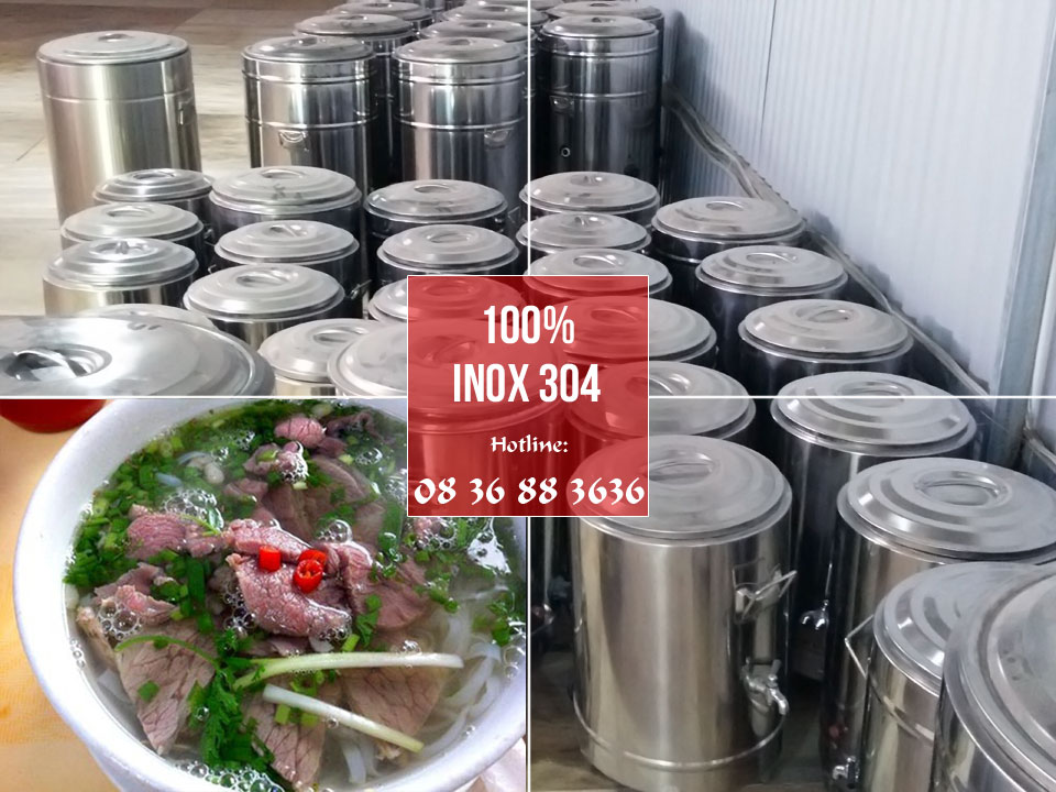 Tổng kho phân phối toàn quốc nồi nấu phở đĩa nhiệt
