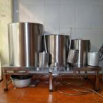 Nồi nấu phở bằng điện thanh nhiệt (B36-10) đã có mặt trong gian bếp Công ty TNHH Thiên Hương Việt