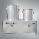 Giới thiệu nồi nấu phở bằng inox dùng điện B36-15