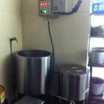 Độ an toàn của nồi nấu phở bằng điện thanh nhiệt