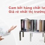 Lý do nồi phở inox dùng điện hoàn toàn thay thế cho bếp than